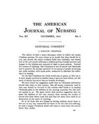 The American Journal of Nursing : 1914 V... Volume Vol. 15 by Kennedy, Maureen, Shawn