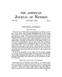 The American Journal of Nursing : 1915 V... Volume Vol. 15 by Kennedy, Maureen, Shawn