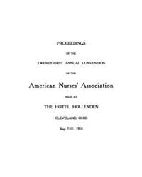 The American Journal of Nursing : 1918 V... Volume Vol. 18 by Kennedy, Maureen, Shawn