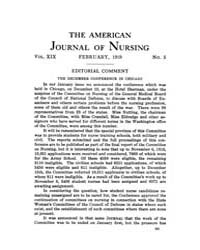 The American Journal of Nursing : 1919 V... Volume Vol. 19 by Kennedy, Maureen, Shawn