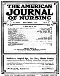 The American Journal of Nursing : 1922 V... Volume Vol. 23 by Kennedy, Maureen, Shawn