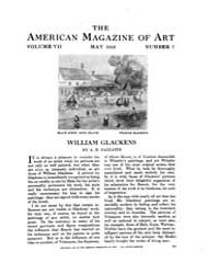 The American Magazine of Art : 1916 Vol.... Volume Vol. 7 by Lipman, Jean