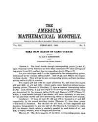 The American Mathematical Monthly : 1905... Volume Vol. 12 by Chapman,scott