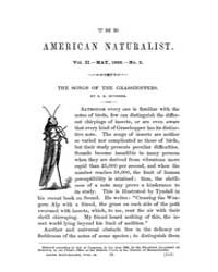 The American Naturalist : 1868 Vol. 2 No... Volume Vol. 2 by McPeek, Mark, A.