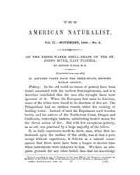 The American Naturalist : 1868 Vol. 2 No... Volume Vol. 2 by McPeek, Mark, A.