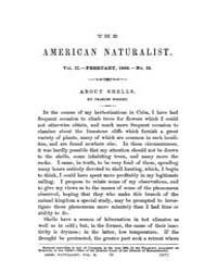 The American Naturalist : 1869 Vol. 2 No... Volume Vol. 2 by McPeek, Mark, A.