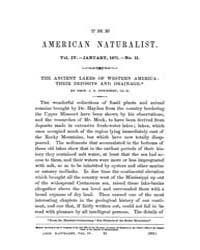 The American Naturalist : 1871 Vol. 4 No... Volume Vol. 4 by McPeek, Mark, A.