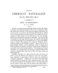 The American Naturalist : 1872 Vol. 6 No... Volume Vol. 6 by McPeek, Mark, A.