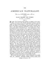 The American Naturalist : 1876 Vol. 10 N... Volume Vol. 10 by McPeek, Mark, A.