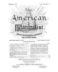The American Naturalist : 1878 Vol. 12 N... Volume Vol. 12 by McPeek, Mark, A.