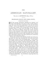 The American Naturalist : 1879 Vol. 13 N... Volume Vol. 13 by McPeek, Mark, A.
