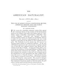 The American Naturalist : 1880 Vol. 14 N... Volume Vol. 14 by McPeek, Mark, A.