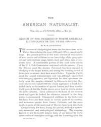 The American Naturalist : 1882 Vol. 16 N... Volume Vol. 16 by McPeek, Mark, A.