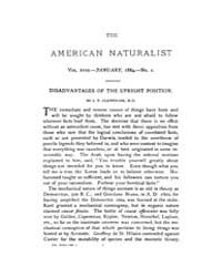 The American Naturalist : 1884 Vol. 18 N... Volume Vol. 18 by McPeek, Mark, A.