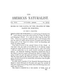 The American Naturalist : 1888 Vol. 22 N... Volume Vol. 22 by McPeek, Mark, A.