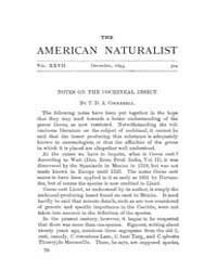 The American Naturalist : 1893 Vol. 27 N... Volume Vol. 27 by McPeek, Mark, A.