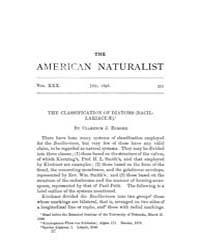 The American Naturalist : 1896 Vol. 30 N... Volume Vol. 30 by McPeek, Mark, A.