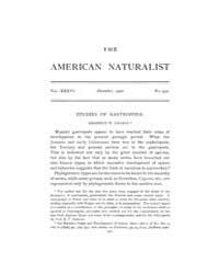 The American Naturalist : 1902 Vol. 36 N... Volume Vol. 36 by McPeek, Mark, A.