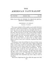 The American Naturalist : 1914 Vol. 48 N... Volume Vol. 48 by McPeek, Mark, A.