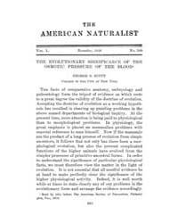 The American Naturalist : 1916 Vol. 50 N... Volume Vol. 50 by McPeek, Mark, A.