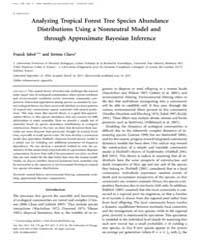 The American Naturalist : 2011 Vol. 178 ... Volume Vol. 178 by McPeek, Mark, A.