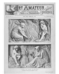 The Art Amateur : 1884 Feb. No. 3 Vol. 1... Volume Vol. 10 by Marks, Montague