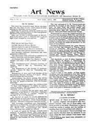 The Art News : 1897 Apr. No. 2 Vol. 1 Volume Vol. 1 by