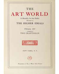 The Art World : 1917 Feb. No. 5 Vol. 1 Volume Vol. 1 by Boardman, John