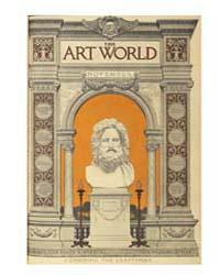 The Art World : 1917 Nov. No. 2 Vol. 3 Volume Vol. 3 by Boardman, John