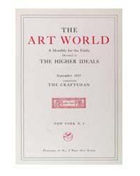 The Art World : 1917 Sep. No. 6 Vol. 2 Volume Vol. 2 by Boardman, John