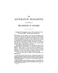 The Assurance Magazine and Journal of th... Volume Vol. 4 by