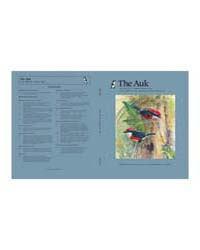 The Auk : 2012 July No. 3 Vol. 129 Volume Vol. 129 by Murphy, Michael