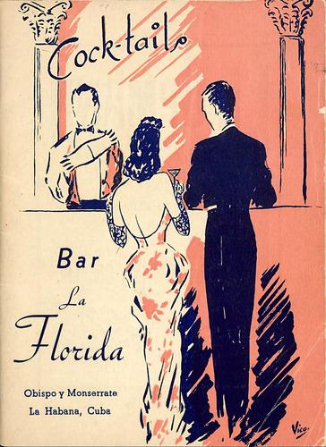 Cocktails Bar La Florida by Marsal, L. Frau