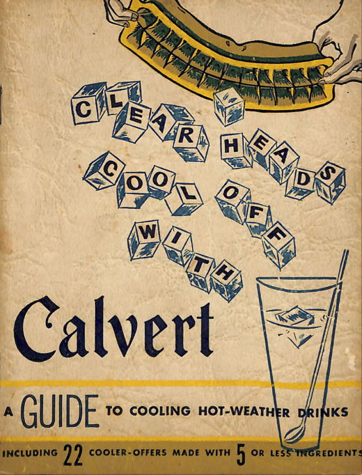 Clear Heads Cool Off with Calvert by