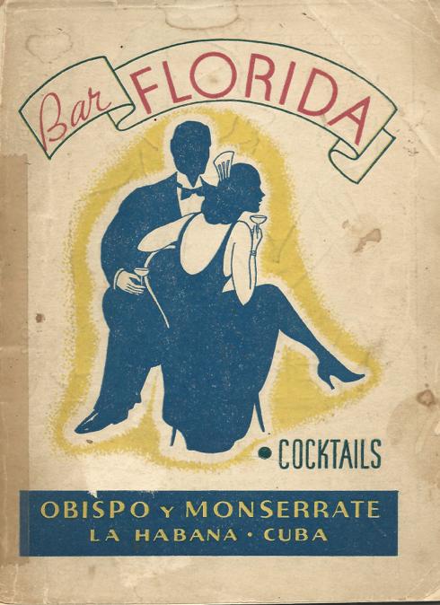 Bar La Florida Cocktails by Marsal, L. Frau