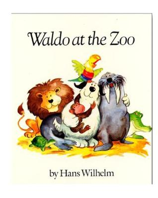 Waldo at the Zoo by Wilhelm, Hans