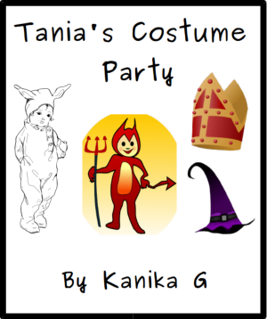 Tania's Costume Party by G, Kanika