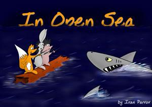 في البحر المفتوح by Parvov, Ivan