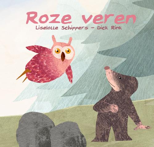 Roze Veren by Schippers, Liselotte