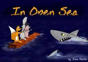 V Otevřeném Moři by Parvov, Ivan
