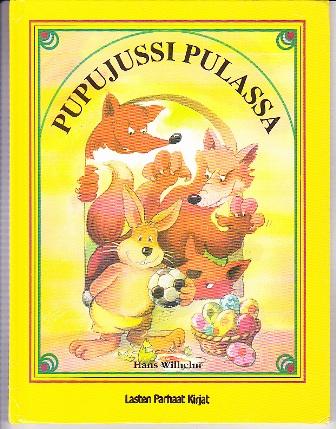 Pupujussi Pulassa by Wilhelm, Hans