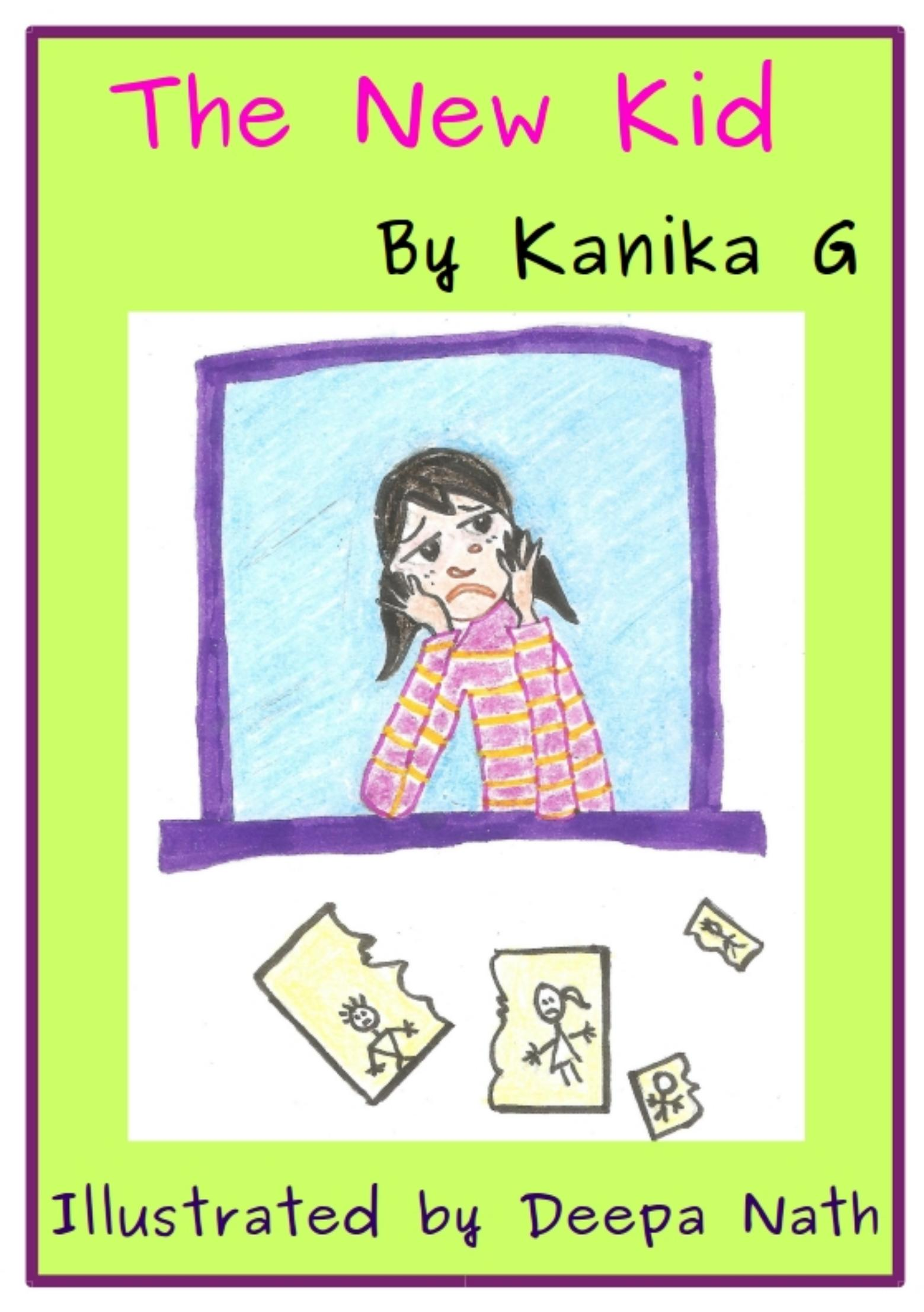 The New Kid by G, Kanika