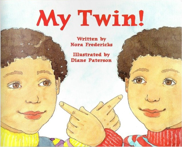 My Twin! by Fredericks, Nora