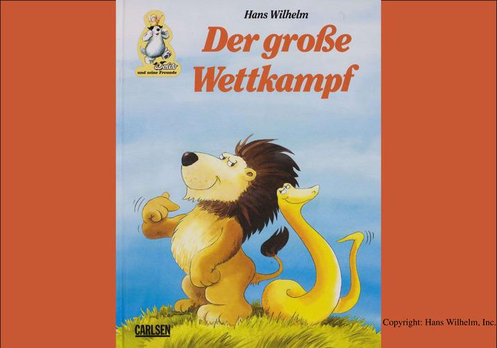 Der Große Wettkampf by Wilhelm, Hans