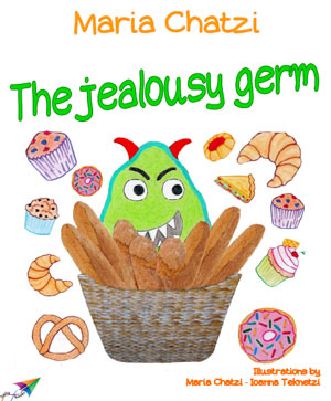 The Jealousy Germ by Chatzi, Μaria