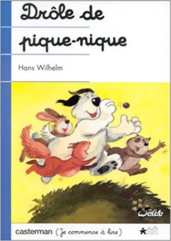 Drôle De Pique Nique by Wilhelm, Hans