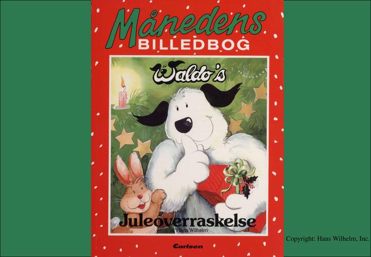 Waldo's Juleoverraskelse by Wilhelm, Hans