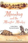 Moonhag and the Monster Monkey by Keegans, Janet