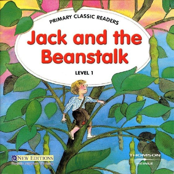 Jack and the Beanstalk by Heath, Jennifer
