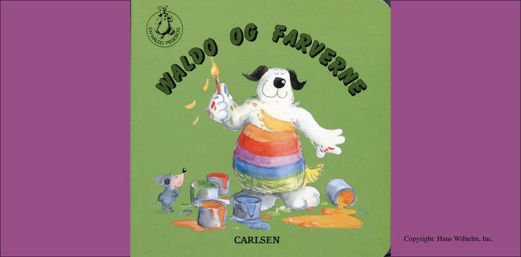 Waldo Og Farverne by Wilhelm, Hans